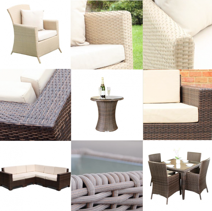 Wovenhill Rattan Furniture Christmas Entertaining