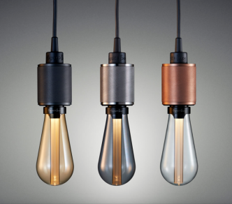 Masculine electrical fixtures and fittings